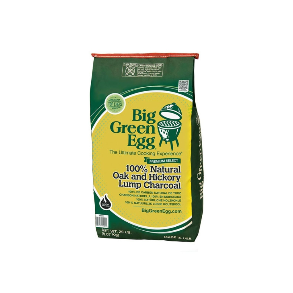 BIG GREEN EGG Carbonella Vegetale – 9,07 KG BGE390011
